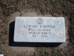 """Loring Vinton """"Pill"""" Miner"""