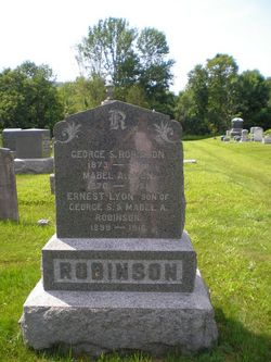 Ernest Lyon Robinson