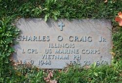 LCpl Charles Owen Craig, Jr