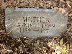 Annie H Lynn