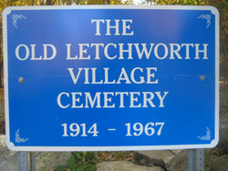 Letchworth Village Cemetery
