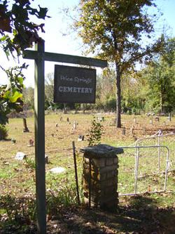 Price Springs Cemetery