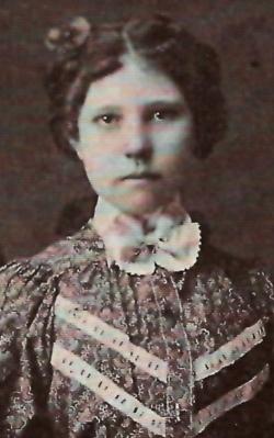 Allie Naoma <I>Wright</I> Earp