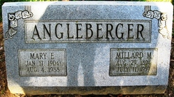 Mary Elizabeth <I>Esterly</I> Angleberger