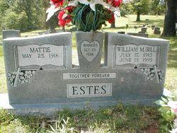 Mattie <I>McHenry</I> Estes