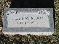 Billy Ray Nobles