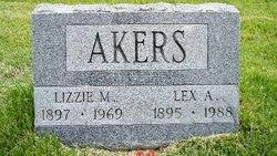 Lex Alva Akers