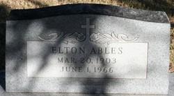Elton Ables