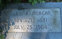 Lillie <I>Raulerson</I> Morgan
