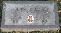 "George R. ""Ricky"" Abbott"