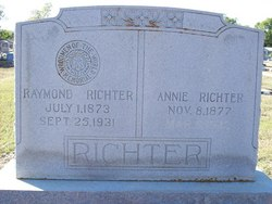 Annie <I>Kunchik</I> Richter