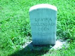Lavina <I>Hollenback</I> Coen