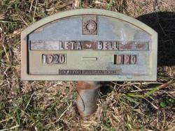 Leta Laverne <I>Person</I> Bell