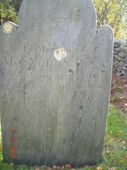 Allen Peck