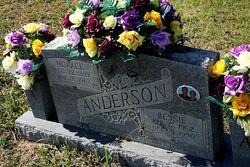 Bessie <I>Harmon</I> Anderson