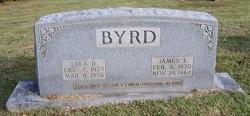 James Lawrence Byrd