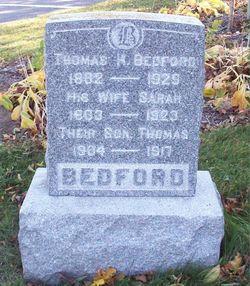 Thomas Bedford