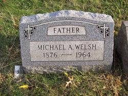 Michael Aloysius Welsh