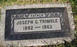 Joseph Glen Trimble