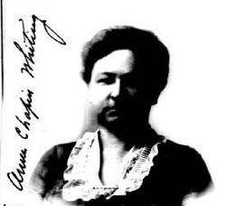 Anne <I>Chapin</I> Whiting
