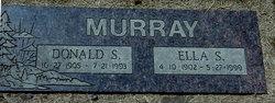 Donald Scott Murray