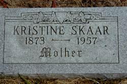 """Agata Christine """"Kristine"""" <I>Skaalheim</I> Skaar"""