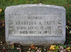 Arabella A <I>Darwin</I> Jahn