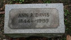 Ann R. Davis