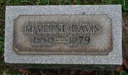 M. Verne <I>Cover</I> Davis