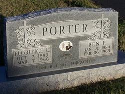 Ben F Porter