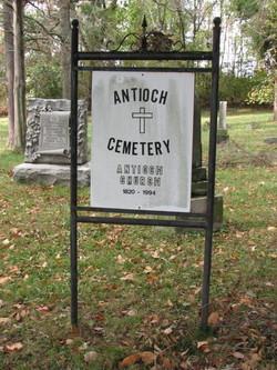 Antioch Presbyterian Church Cemetery