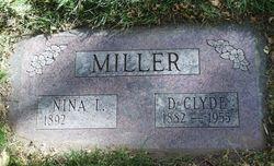 Nina L. <I>Mosher</I> Miller