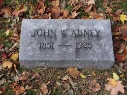 John W Adney
