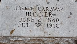 Joseph Caraway Bonner
