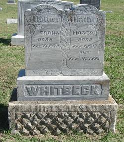 Moses Whitbeck