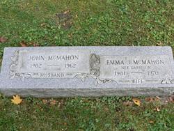 John Ward McMahon