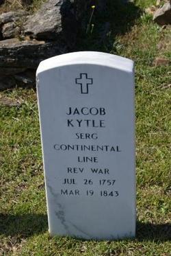 SGT Jacob Kytle