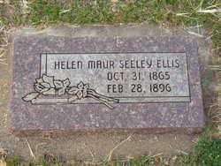 Helen Maur <I>Seeley</I> Ellis