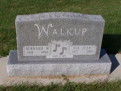 "Bernard Wayne ""Bun"" Walkup"