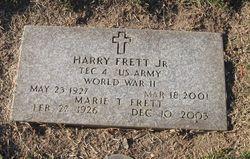 Harry Frett, Jr