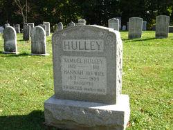 Frances Elizabeth Hulley