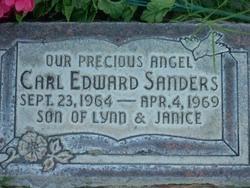 Carl Edward Sanders