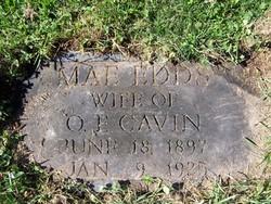 Mae <I>Edds</I> Cavin