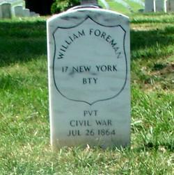 William Foreman