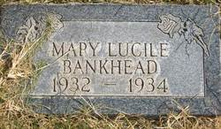 Mary Lucile Bankhead