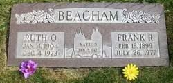 Ruth V <I>Quinn</I> Beacham