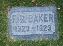 Fredrick Barnhart Baker