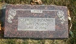 Gerald S <I>Dale</I> Bleazard