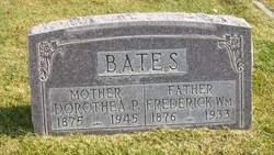 Dorothea <I>Peterson</I> Bates