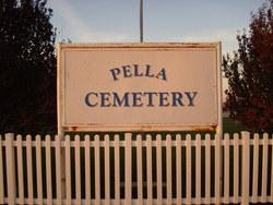 Pella Cemetery